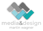 media & design | Martin Wagner Logo